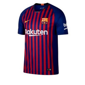 [해외] NIKE 2018/19 FC Barcelona Stadium Home (Lionel Messi) [나이키티셔츠] Deep Royal Blue/Deep Royal/University Gold (2018-19-fc-barcelona-stadium-home-lionel-messi-men)