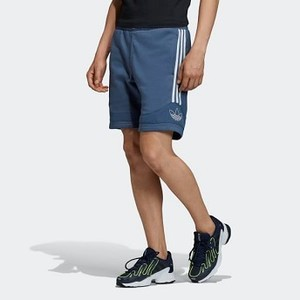 Mens Originals TS Trefoil Shorts [아디다스 반바지] Tech Ink (ED7113)